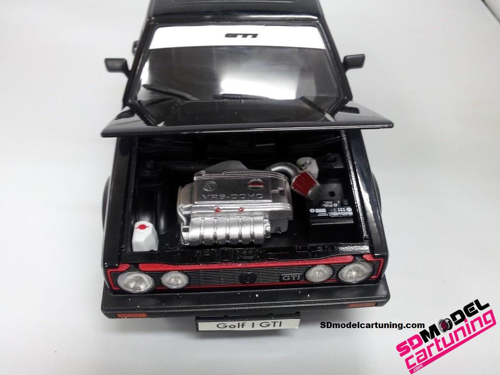 1:18 VR6 Motor