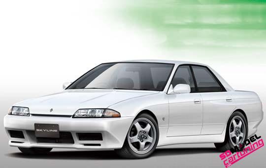1:24 Nissan Skyline R32 GTS