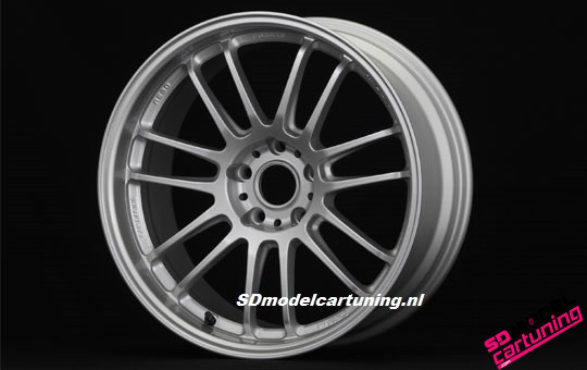 1:24 Volkracing RE30 19inch velgenset