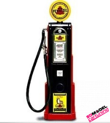 1/18 Benzine pomp Pennzoil