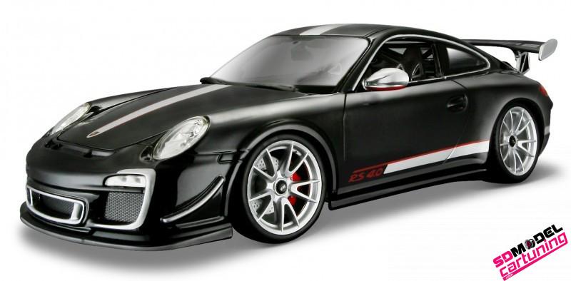 1:18 Porsche 911 GT3 RS zwart