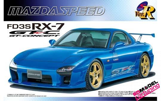 1:24 Mazda RX7 GT-C
