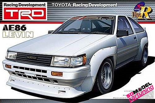 1:24 Toyota AE86 Levin N2