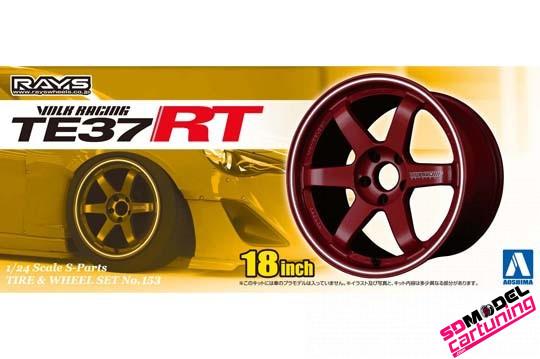 1:24 Volk Racing TE37 RT 18 Inch