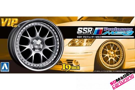 1:24 SSR M3 19 inch