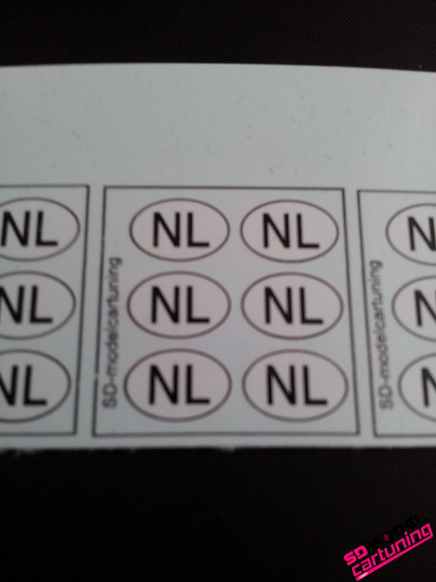 1:18 Ovale Land logos: NL