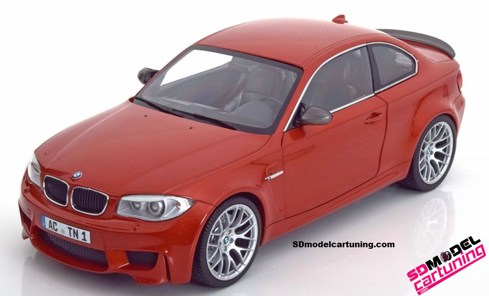 1:18 BMW 1M E82 Valencia orange