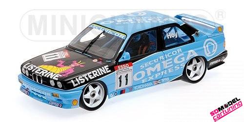 1:18 BMW E30 M3 BTCC 1991 VIC LEE Motorsport