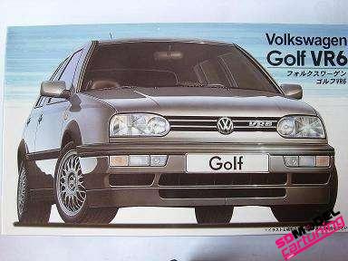 1:24 volkswagen golf mk3 vr6