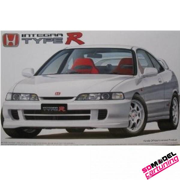 1:24 Honda Integra TypeR