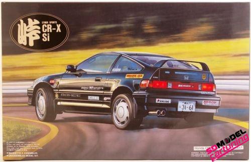 1:24 Honda CR-X SI