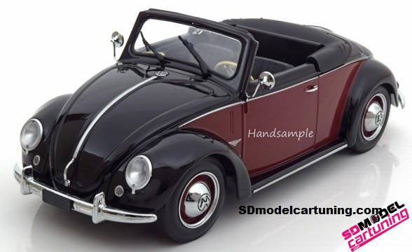 1:18 Volksagen Kever Hebmueller 1949