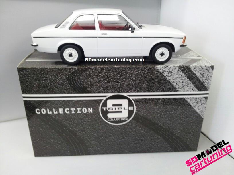 1:18 Opel Kadett C2 Sedan wit