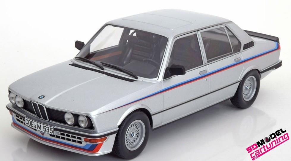 1:18 BMW E12 M535I Grijs metallic