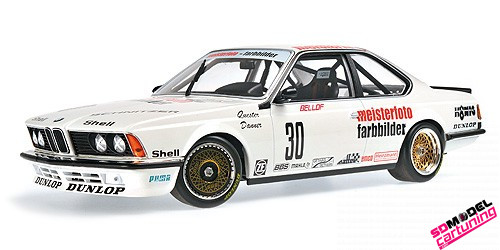1:18 BMW 635 CSI Schnitzer ETCC 1983