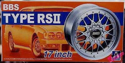 1:24 BBS RS2 Velgenset 17inch