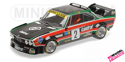 1:18 BMW 3.0 CSL Luigi Racing winner GP Nring 1976