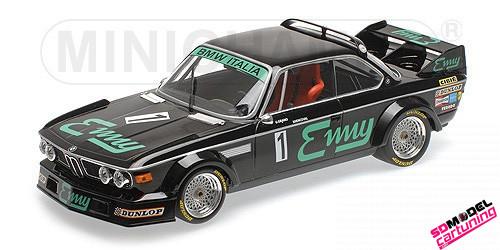 1:18 BMW 3.0 CSL BMW Italia GP Brno 1978