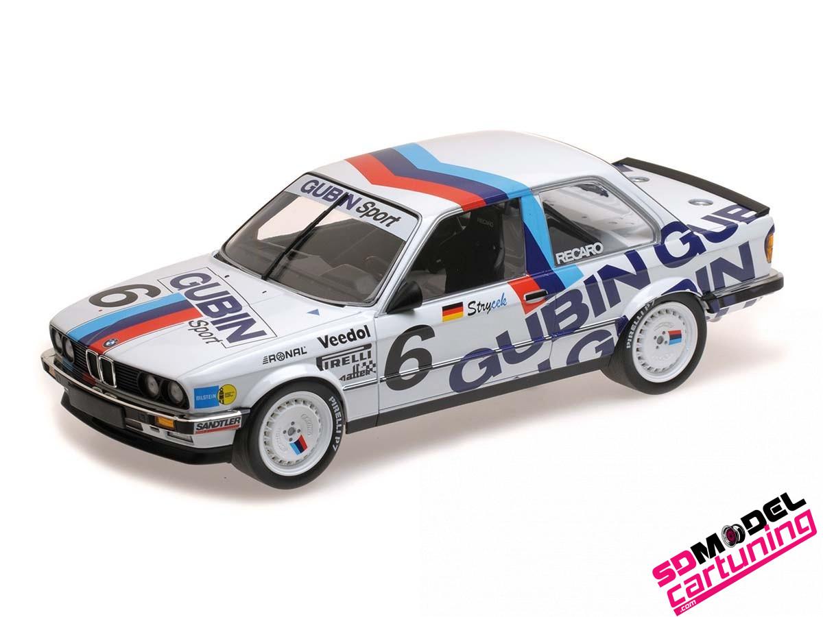 1:18 BMW E30 325i Gubin sport DTM 1986