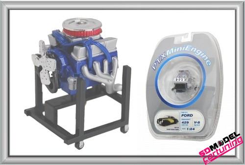 1:24 Ford V8 347 Motor