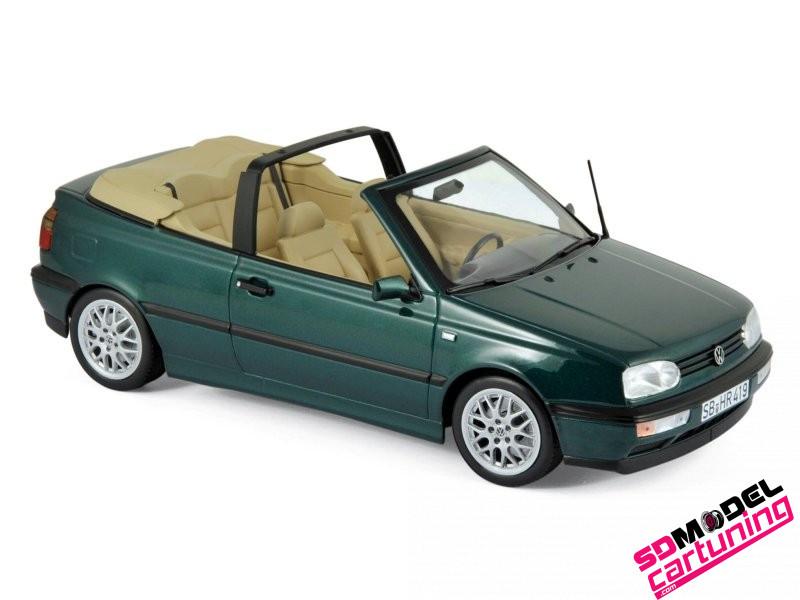1:18 Volkswagen golf cabriolet 1995