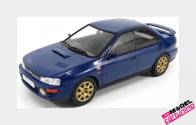 1:18 Subaru Impreza WRX Mcrae edition 1995