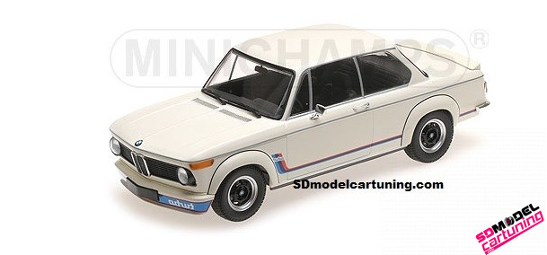 1:18 BMW 2002 Turbo wit