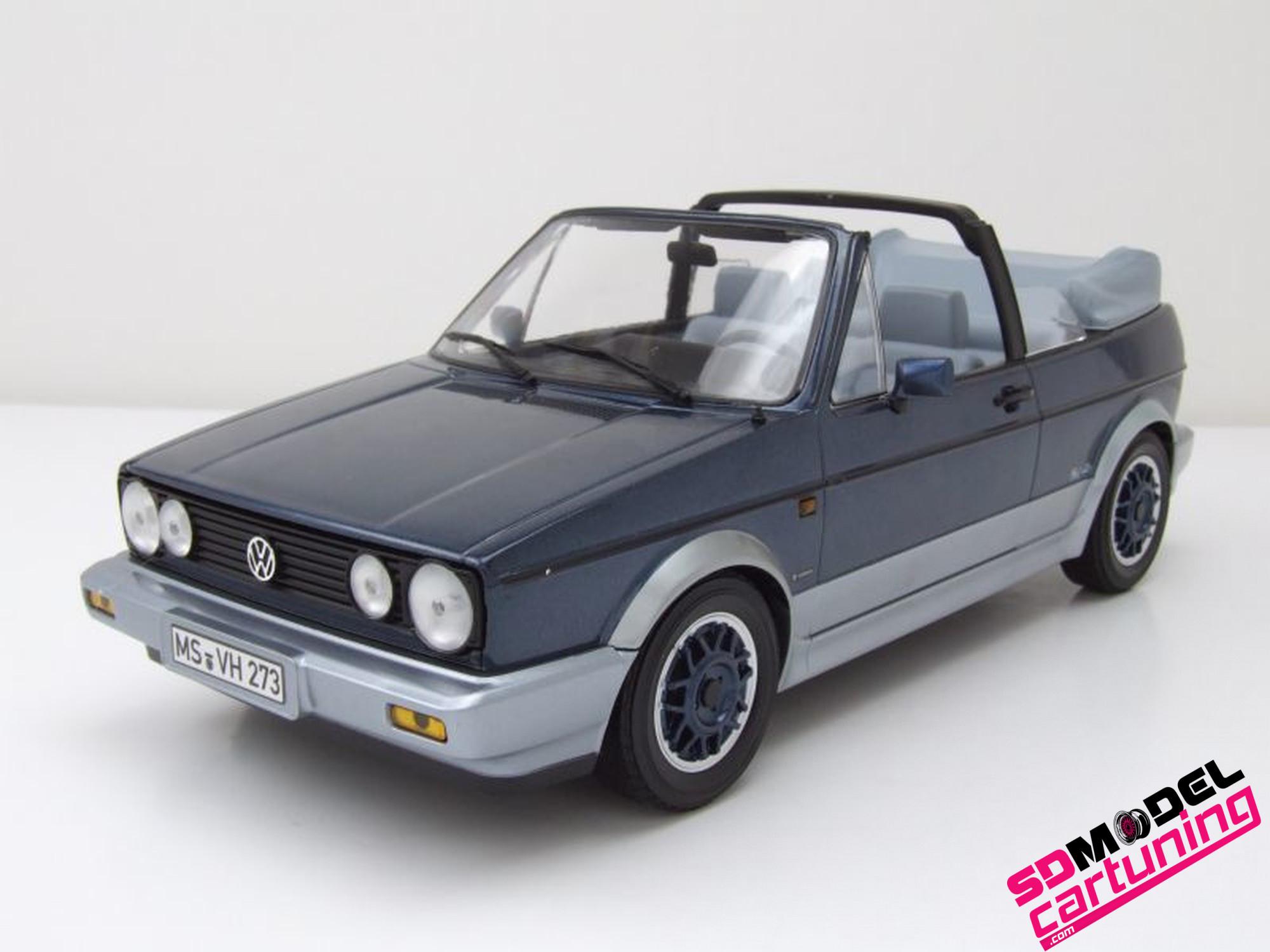 1:18 Volkswagen Golf mk1 Cabriolet Belair 1992