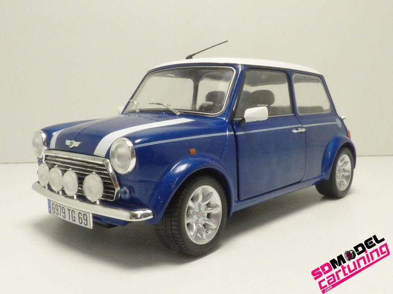 1:18 Mini Cooper Sport Pack blue