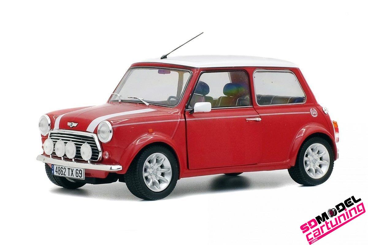 1:18 Mini Cooper Sport Pack red