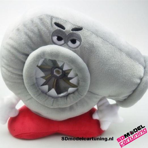 Grazy Turbo nekkussen