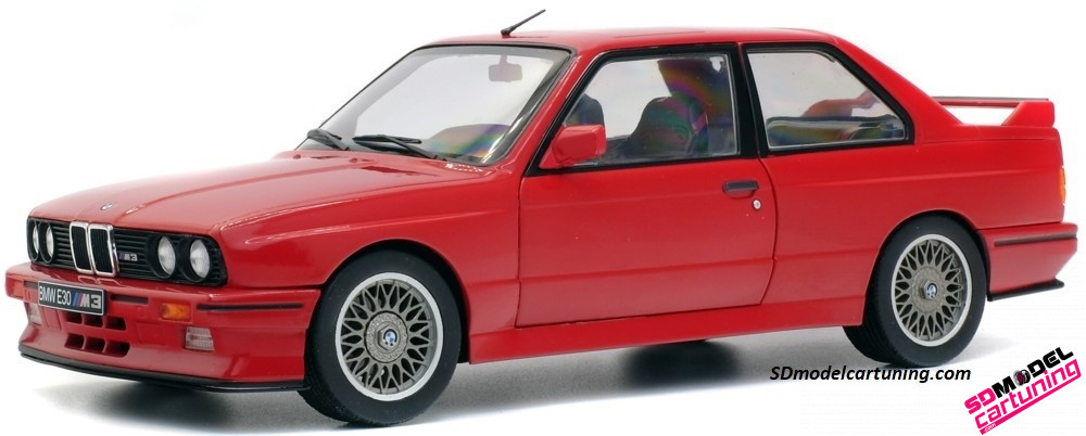 1:18 BMW E30 M3 1990