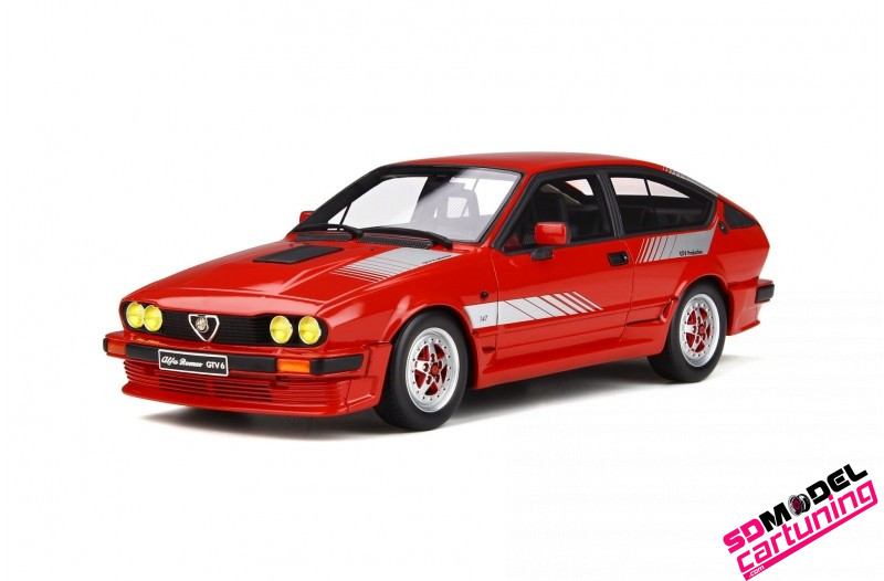 1:18 Alfa Romeo GTV6
