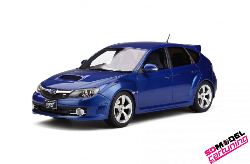 1:18 Subaru Impreza WRX STI 2008