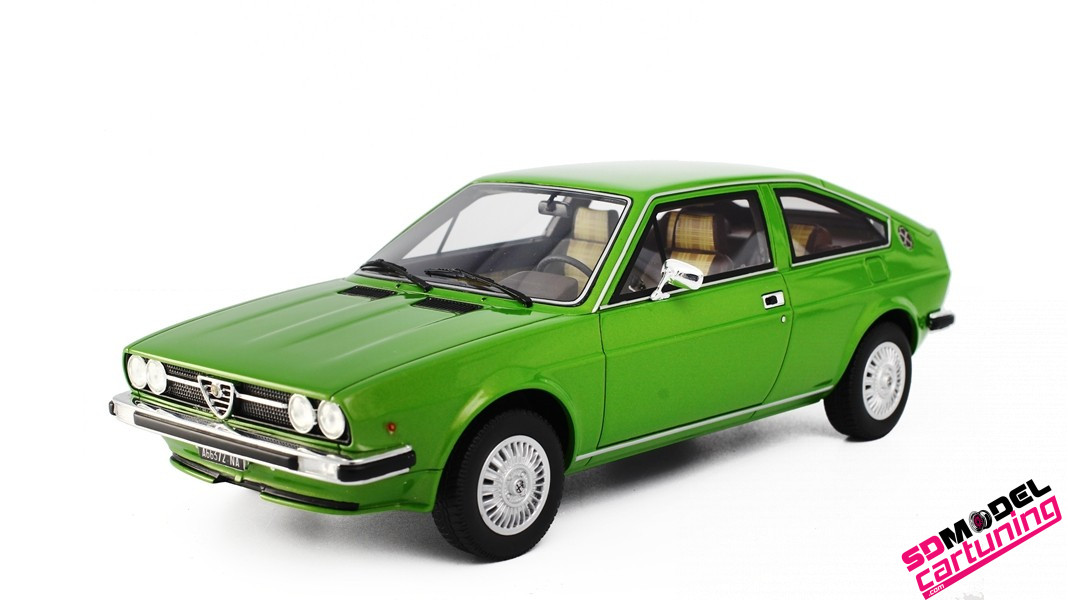 1:18 Alfa Romeo Alfasud sprint 1976 groen