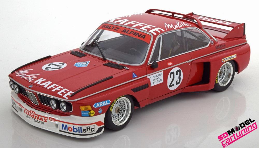 1:18 BMW 3.0 CSL Zandvoort 1975
