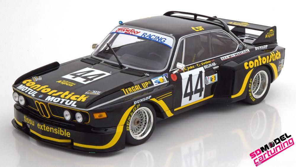 1:18 BMW 3.5 CSL Justice/Belin LM 1976