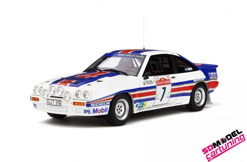 1:18 Opel Manta B 400 Group B Rothmans