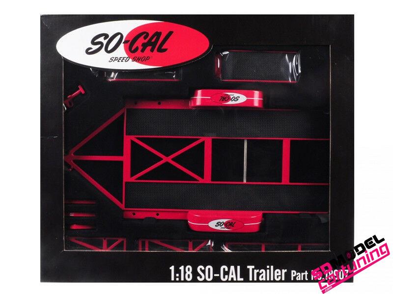 1:18 GMP So-Cal Autotrailer set