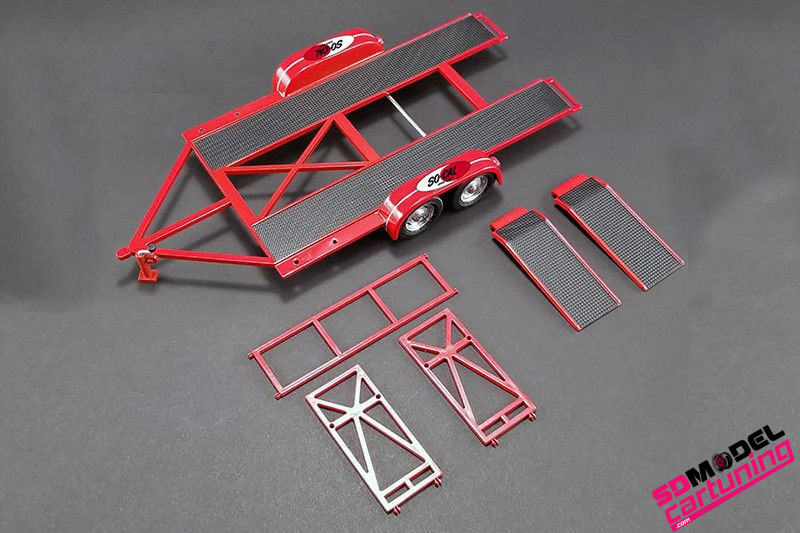1:18 GMP So-Cal Autotrailer set