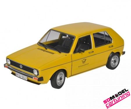 1:18 Volkswagen Golf mk1 CL Deutsche Post
