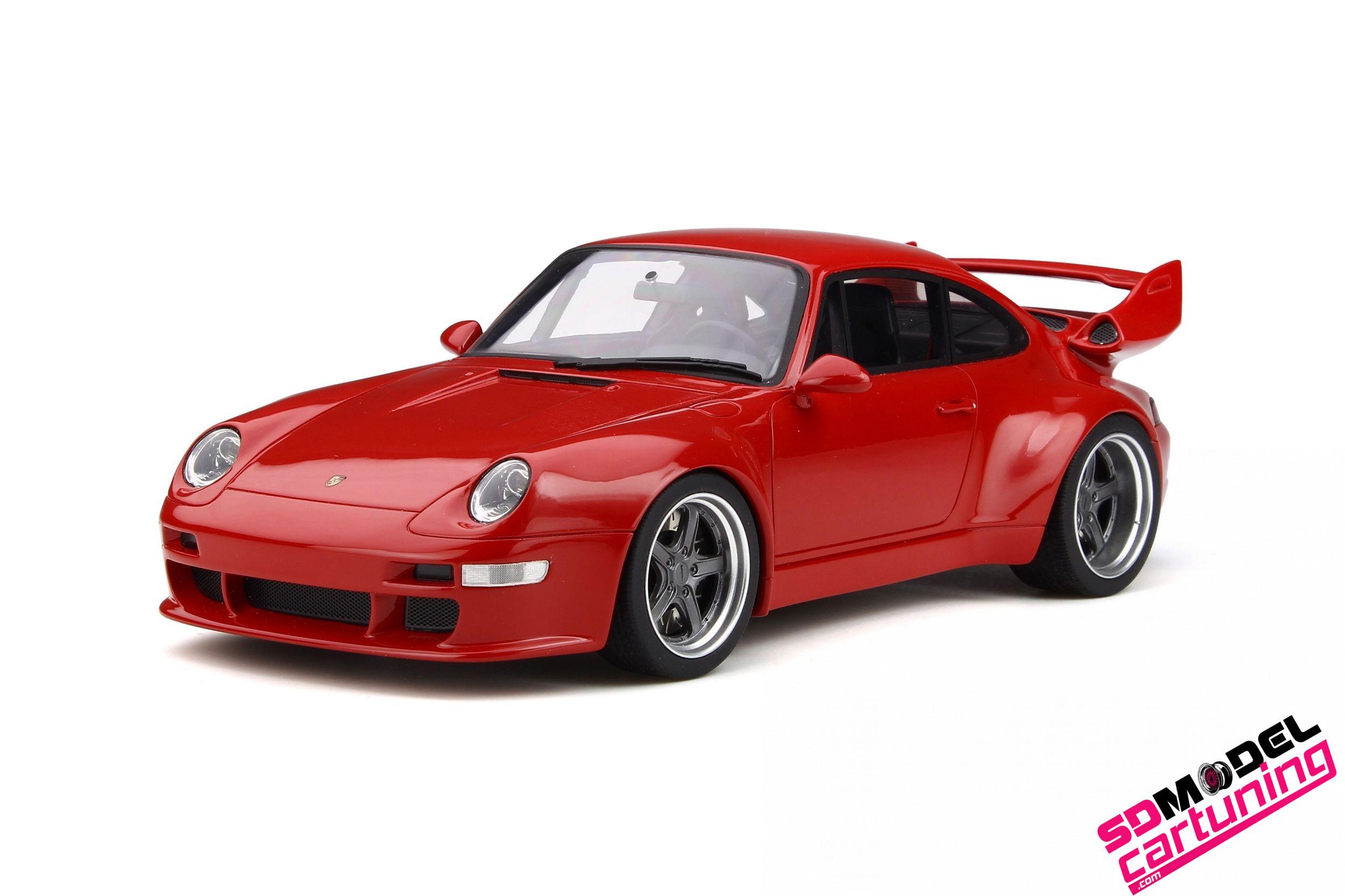 1:18 Porsche 993 Gunther werks 400R