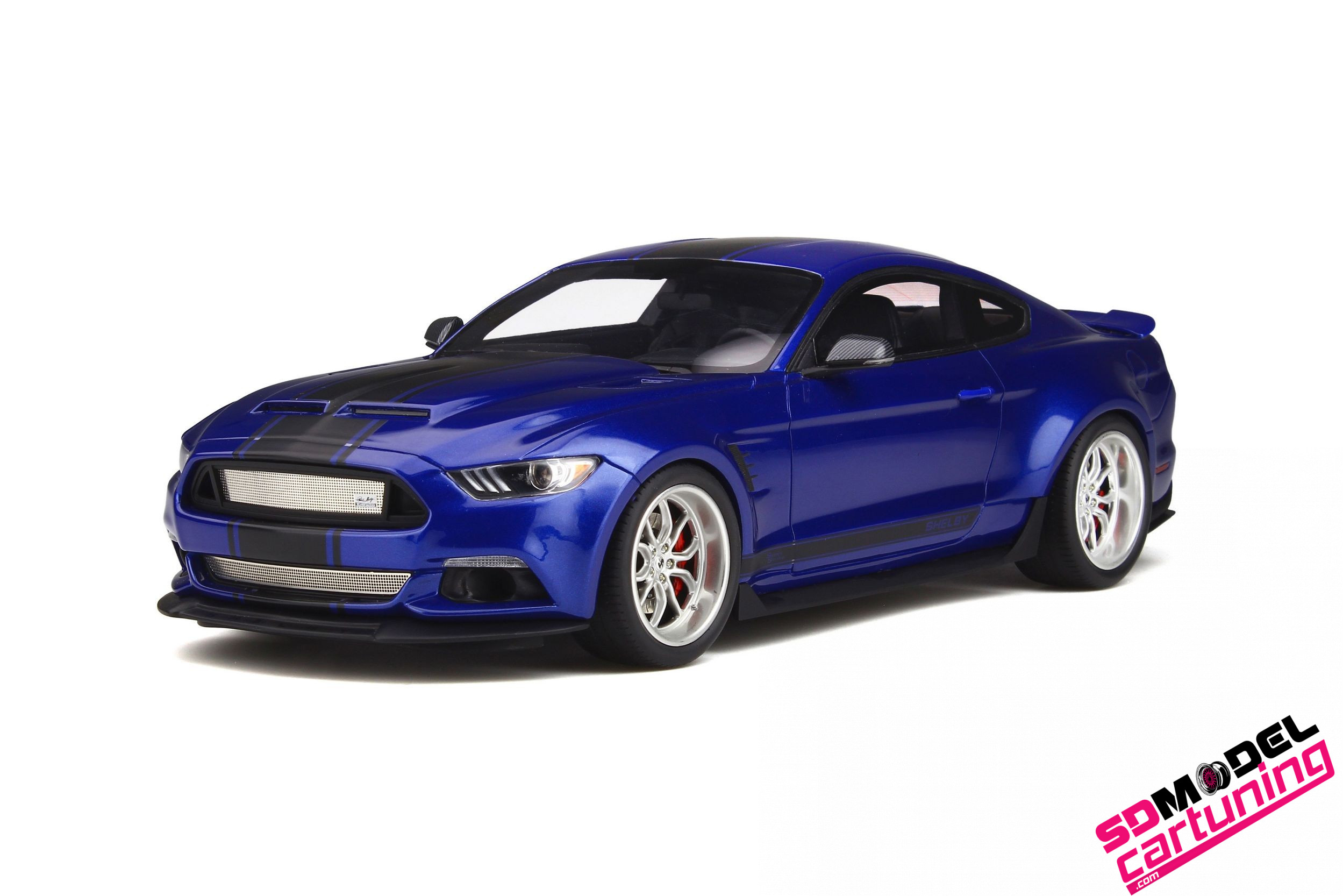 1:18 Ford Mustang Shelby GT350 Widebody