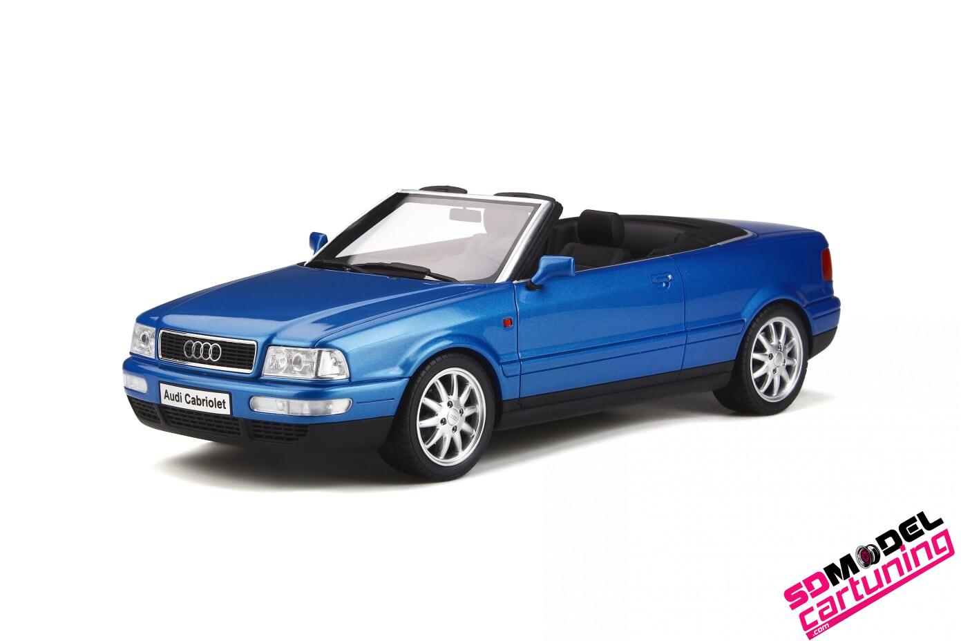 1:18 Audi 80 Cabriolet