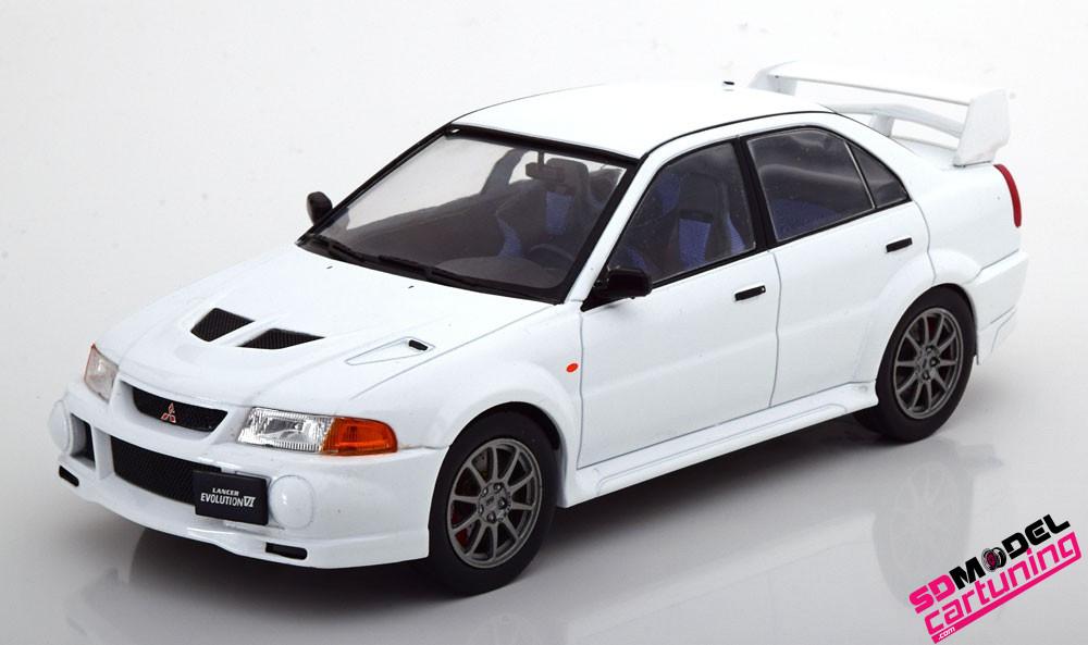 1:18 Mitsubishi Lancer RS Evo VI