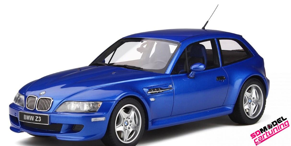 1/18 BMW Z3 M-Coupe 3.2