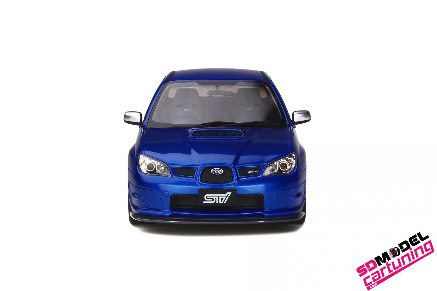 1:18 Subaru Impreza STI S204