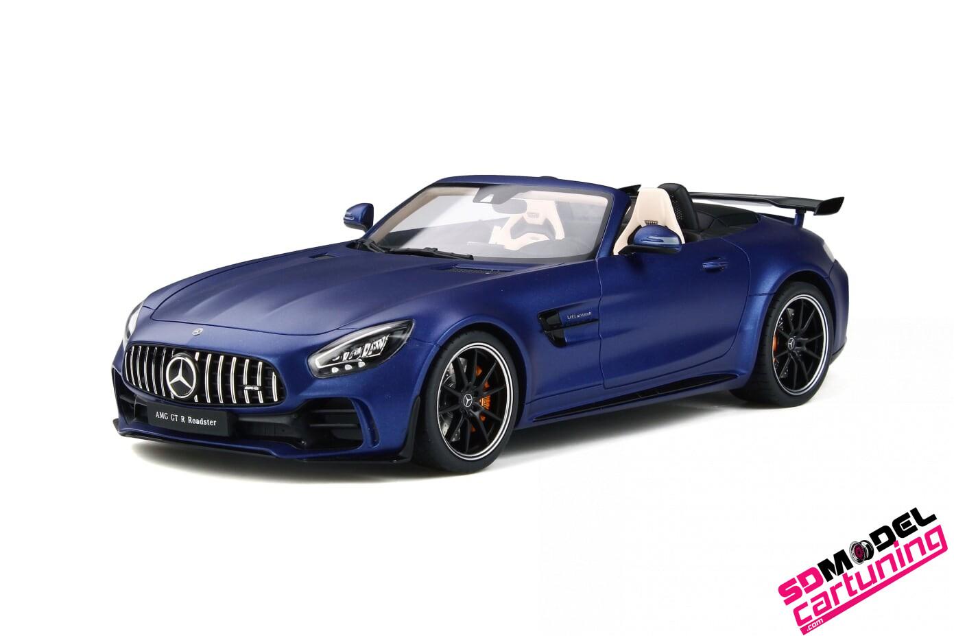 1:18 Mercedes AMG GT-R Roadster