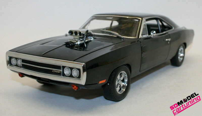 1:18 Dodge Charger 1970 Dom´s Fast&Furious