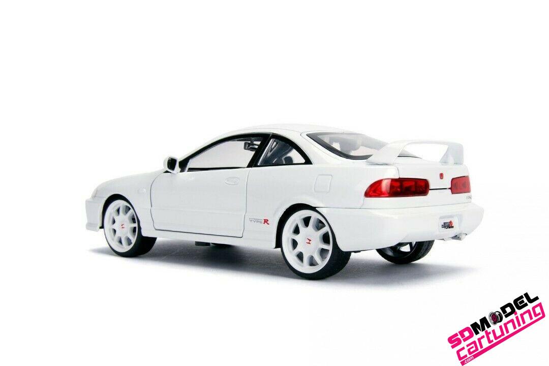 1:24 Honda Integra TypeR 1995 Wit